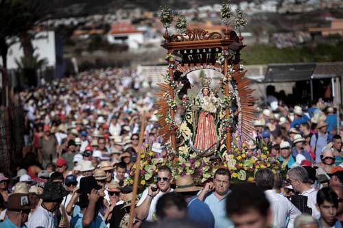 SPAIN-RELIGION-PRECESSION
