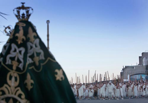SPAIN-RELIGION-SOCORRO