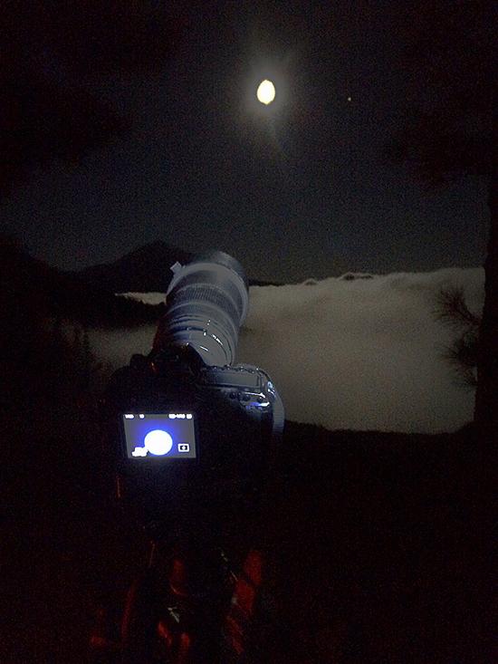 Making Off Eclipse Lunar Sangre  07