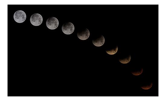 SPAIN-ASTRONOMY-ECLIPSE-SUN