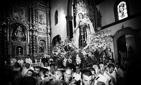 SPAIN - RELIGION - VIRGEN DEL CARMEN