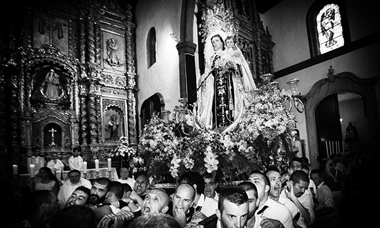 SPAIN - RELIGION - VIRGEN DEL CARMEN