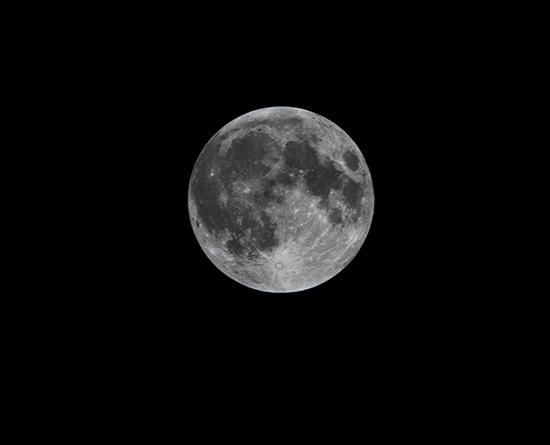 Luna llena, SUPER LUNA