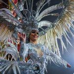 Carmen Laura Lourido, La Renacida ,Reina del Carnaval de Santa Cruz de Tenerife 2018